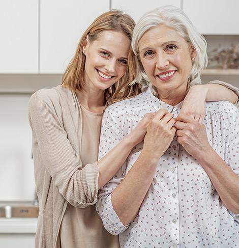 photographie de femmes plusieurs générations